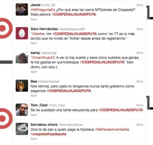 Twitter polémicas